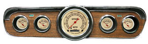 Classic Instruments 1965 1966 Mustang Package Vintage Instrument Cluster