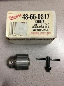 Milwaukee Sds Plus Chuck 48 66 3040