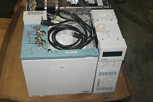 Hp agilent 6890a Gas Chromatography G1530a Loaded Very Nice