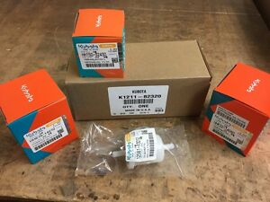 Kubota Oem Rtv900 Filter Maintenance Kit Fast Free Shipping