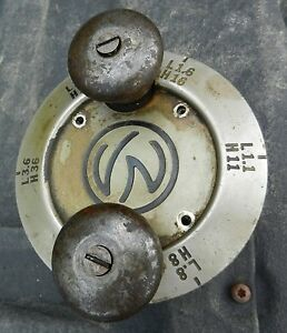 Van Norman 22lu Feeds And Speeds Selector Assembly