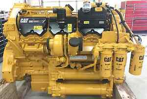 Cat C32 Engine Caterpillar C32 Motor Fits To Cat 777 Haul Truck