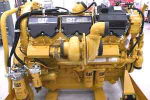Cat C27 Caterpillar C27 Diesel Engine Industrial S n Twm Ar 265 5308