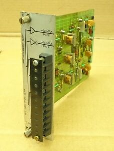 Reliance Electric 0 51831 3 Cvtd Circuit Board