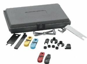 Kd Hand Tools 41500 12pc Fuel Transmission Line Disconnect Tool Kit