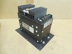 Sci Power Supply Pr35 95 130 Vrms 12 Vdc 2a 2 A Amp Used