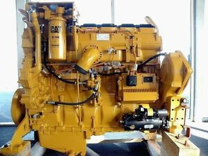 Cat C18 Diesel Engine Caterpillar C18 For Cat D9t Dozer S n Rhx Ar 2058603