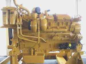 Cat 3412e Caterpillar 3412e Diesel Engine For Cat D10r 5jj 171 5806