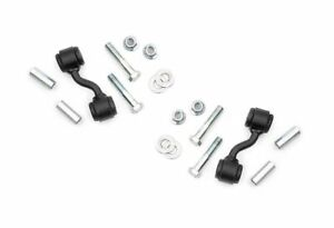 Rough Country Extended Front Sway Bar Links W 2 3 Lift Fits Titan 1112