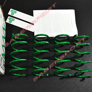 Tein S Tech Lowering Springs For 2012 2015 Honda Civic Si 2013 2018 Acura Ilx