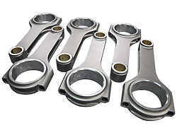 Cxracing H beam Connecting Rod For Bmw E36 M3 M50 M52 S50 S52 Engine 139mm