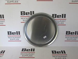 new Update Pt wr10 Dozen Alum 10 wide Rim Pizza Pans Trays 12x Free Ship
