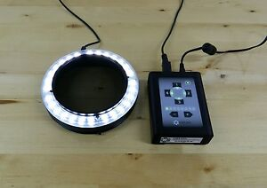 Orled Rl28qp 6000k Ring Light With Quadrant Driver And Polarizer