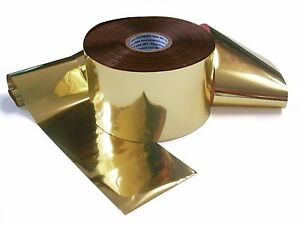 Hot Stamping Foil 300 Gold 24 In X 1000 Ft Propiu