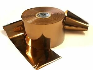 Hot Stamping Foil 385 Bronze 24 In X 1000 Ft Propiusa