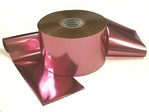 Hot Stamping Foil 365 Pink 24 In X 1000 Ft Propiusa
