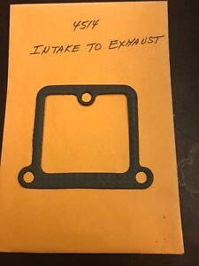 New 1962 1967 Chevrolet 153 194 230 250 292 Intake To Exhaust Manifold Gasket