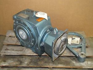 Sew eurodrive Sa72td24 26dt90l6 203 80 1 Gearbox Speed Reducer Worm Gear