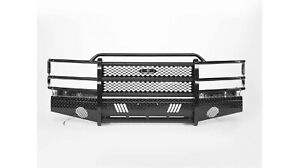 Ranch Hand Fsg03hbl1 Summit Series Front Bumper Replacement