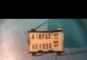 Lot Of 50 New Airpax 66f050 8 pin Dip Subminiature Bimetal Disc Thermostat