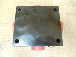 No Name Hydraulic Manifold 43586am7 New
