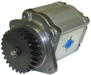 Hydraulic Pump Ford New Holland 5640 6640 7740 7840 8240 8340 Tractors