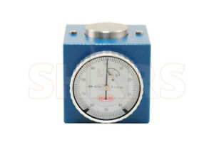 Magnetic Z Axis Dial Zero Pre Setter Tool 2 Height 0004 Gage Offset Cnc P