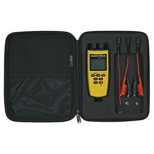 Klein Tools Vdv501 815 Vdv Ranger Tdr Kit Test And Measure Cable