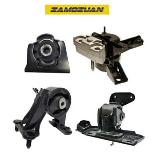 Engine Motor Transmission Mount Set 4pcs For 2006 2008 Toyota Rav4 2 4l