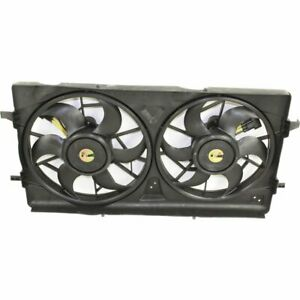 New Cooling Fan Assembly Chevy Gm3115182 22718765 Chevrolet Cobalt Saturn Ion