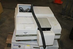 Cary 1e Uv visible Spectrophotometer Varian