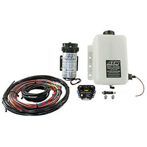 Aem V2 Water Methanol Injection Kit With 1 Gallon Tank multiple Input