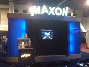 Custom Modular Theater For Trade Shows