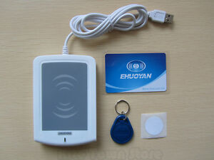 5usb Rfid 13 56mhz Mifare Reader Writer Sdk Ic Card Keyfob Nfc Tag Ereader