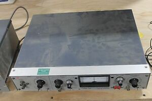 Egg Eg g Lock in Amplifier 128a Priceton Applied Research Ortec