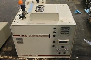 Hnu Systems Gas Chromatograph Gc 321