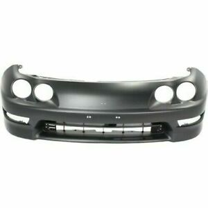 New Front Bumper Cover Primered For Acura Integra sedan 1998 2001 Ac1000130