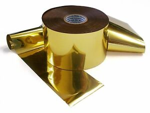 Hot Stamping Foil cmf 350 Gold 24 In X 1000 Ft Propiusa