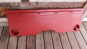 Jeep Willys M38a1 G758 Rear Panel Or Tailgate Repair Panel