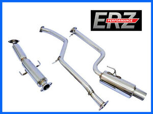 Tsudo Scion 2011 2014 Tc S2 Catback Exhaust System