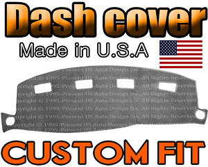 Fits 2002 2005 Dodge Ram 1500 2500 3500 Dash Cover Dashboard Charcoal Grey