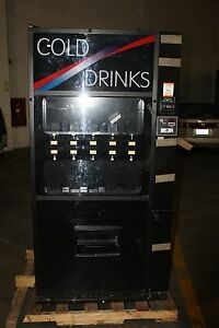Working Royal Vendor Rvdve650 10 Vending Machine With Keys