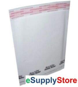 100 4 9 5x14 5 White Bubble Mailer Padded Envelopes