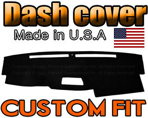 Fits 2004 2005 2006 2007 Nissan Armada Dash Cover Mat Dashboard Pad Black