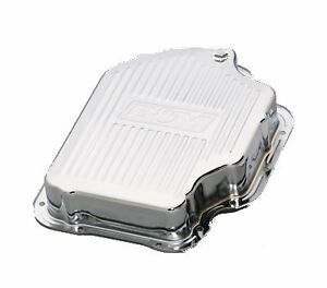 B M 20289 Trans Pan Deep Chrome Gm Th400