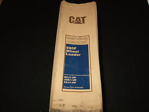 Cat Caterpillar 980f Wheel Loader Service Shop Repair Book Manual 8cj 3hk 5xj