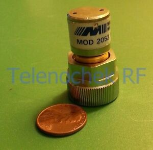 Midwest Microwave Trm 2052 Apc 7 7mm Precision Termination Rf Load Dc 18 Ghz
