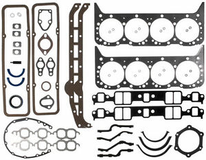Victor Reinz 95 3033vr Chevy Full Gasket Set 283 327 350 1969 1980