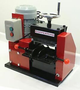 Copper Wire Stripping Machine Large Cables Up To 3 1 2 Copper Wire Stripper