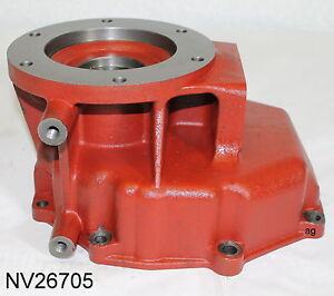 Dodge Nv4500 5 Speed 4x4 Extension Housing 4897395aa Nv26705